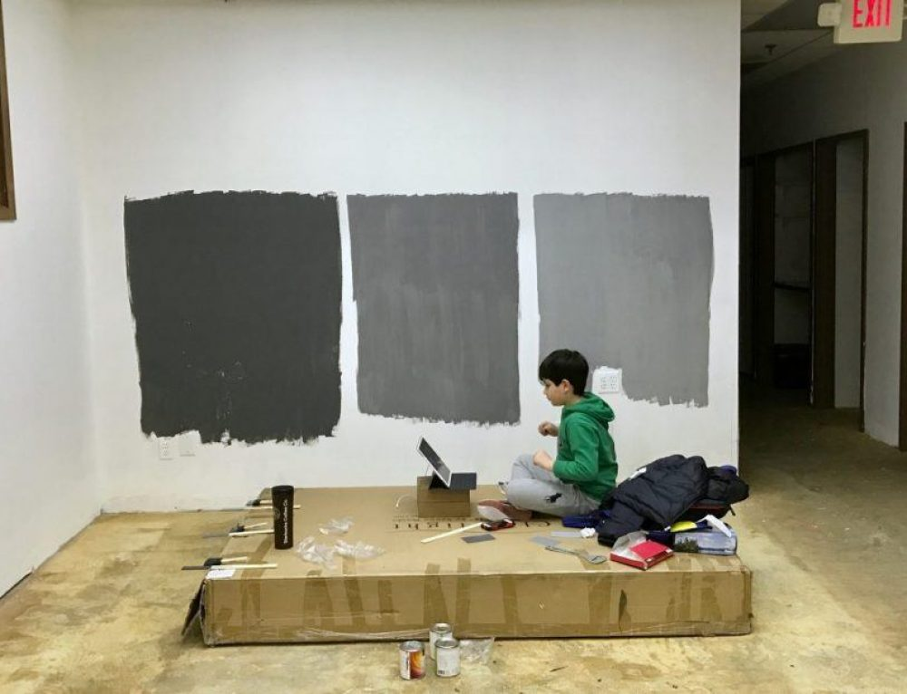Photographic Studio – What color to paint the walls?