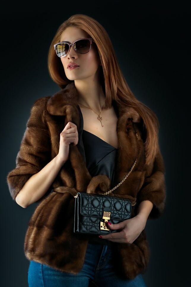 model photography diana correa nj fashion glamour