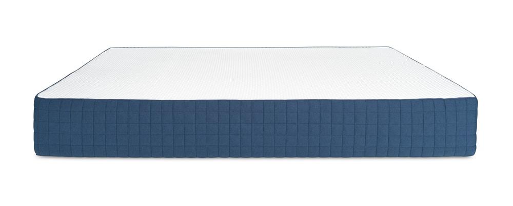 mattress commercial photoshoot white background