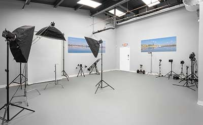 Product commercial photography studio rental NJ New Jersey bergen county hackensack