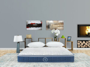 Spine & Vigor Mattress Commercial Product Photography Isa Aydin New Jersey