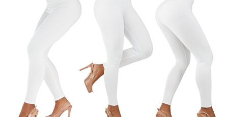 Leggings Clothing photography on white background by ISA AYDIN Commercial Photography