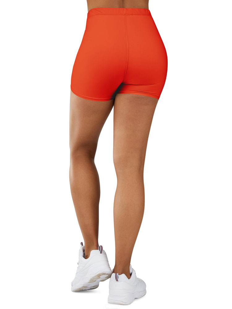 Yoga Pants Photoshoot on a Model