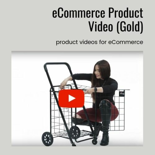 eCommerce Product Video Gold