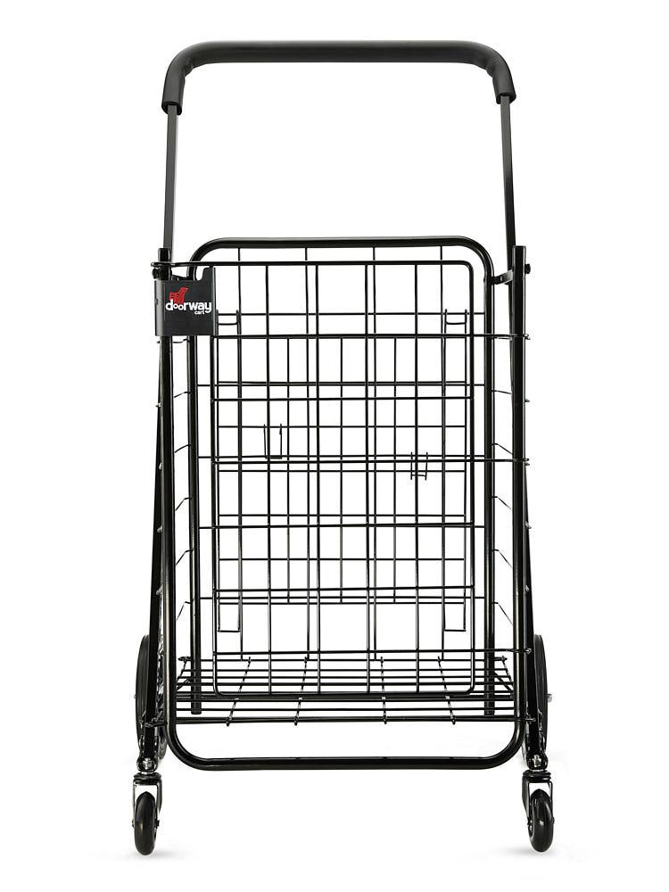 Doorway cart Photo for ecommerce