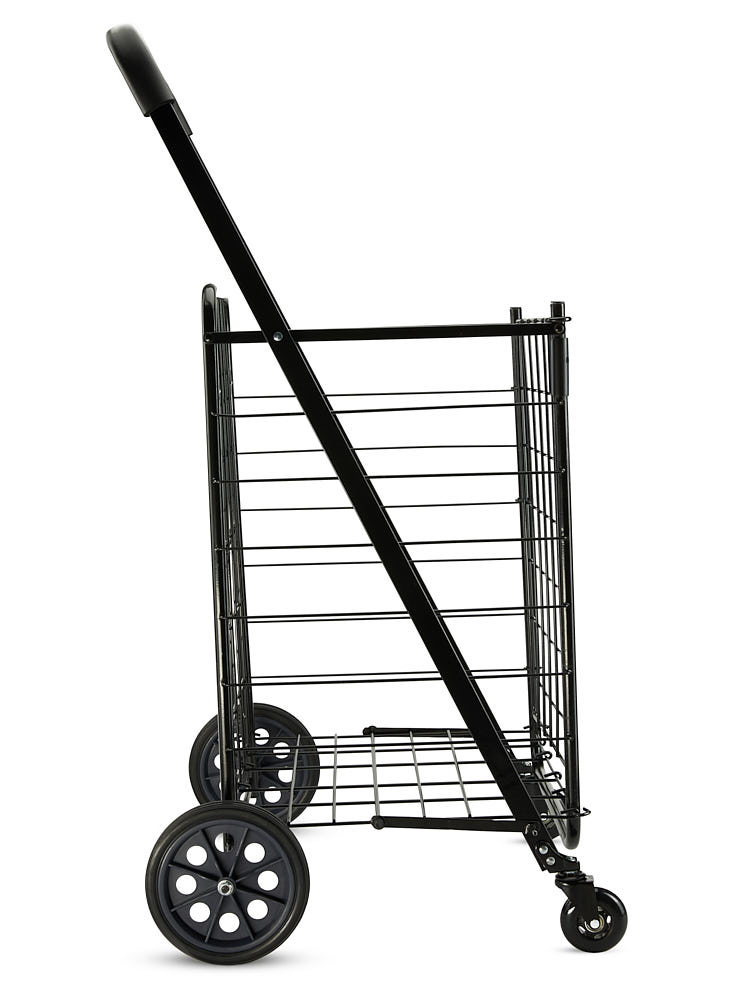 Doorway Foldable Cart Photo on a White Background