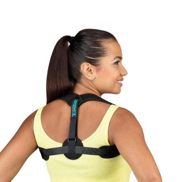 Back Posture Corrector Photoshoot on a Model