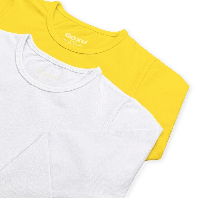 Girls t-shirts on a white background photoshoot at Isa Aydin Photography