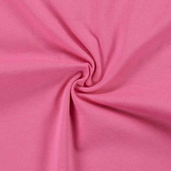 Lay-flat clothing photography, Pink t-shirt texture shoot