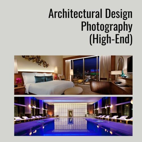 Architectural Design Photography (High-End)