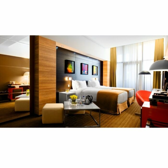 Architectural Design Photography (High-End) Portfolio Bedroom Shot