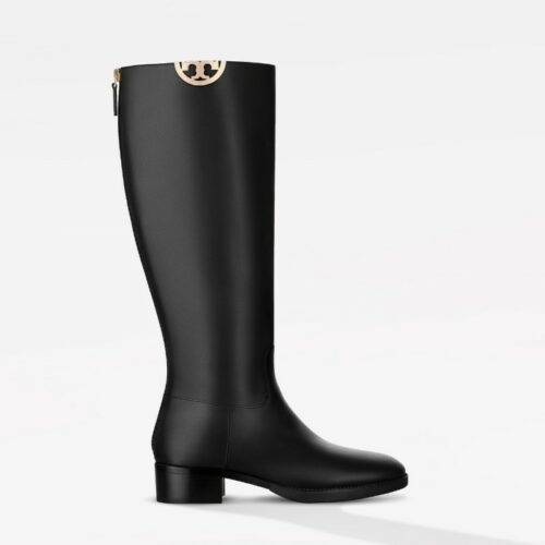 Tory Burch Black Boots Photo by Isa Aydin Photography