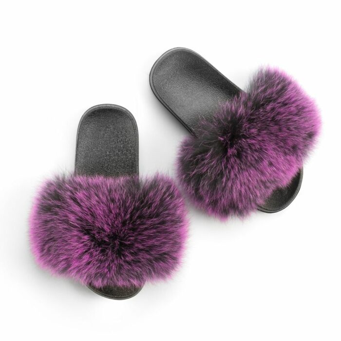 Fur slippers images by Isa Aydin Photography Agency