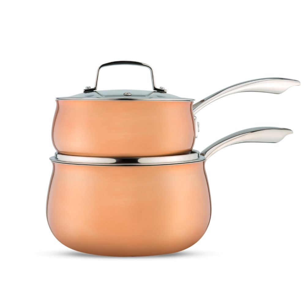 Product Photography pot on a white background