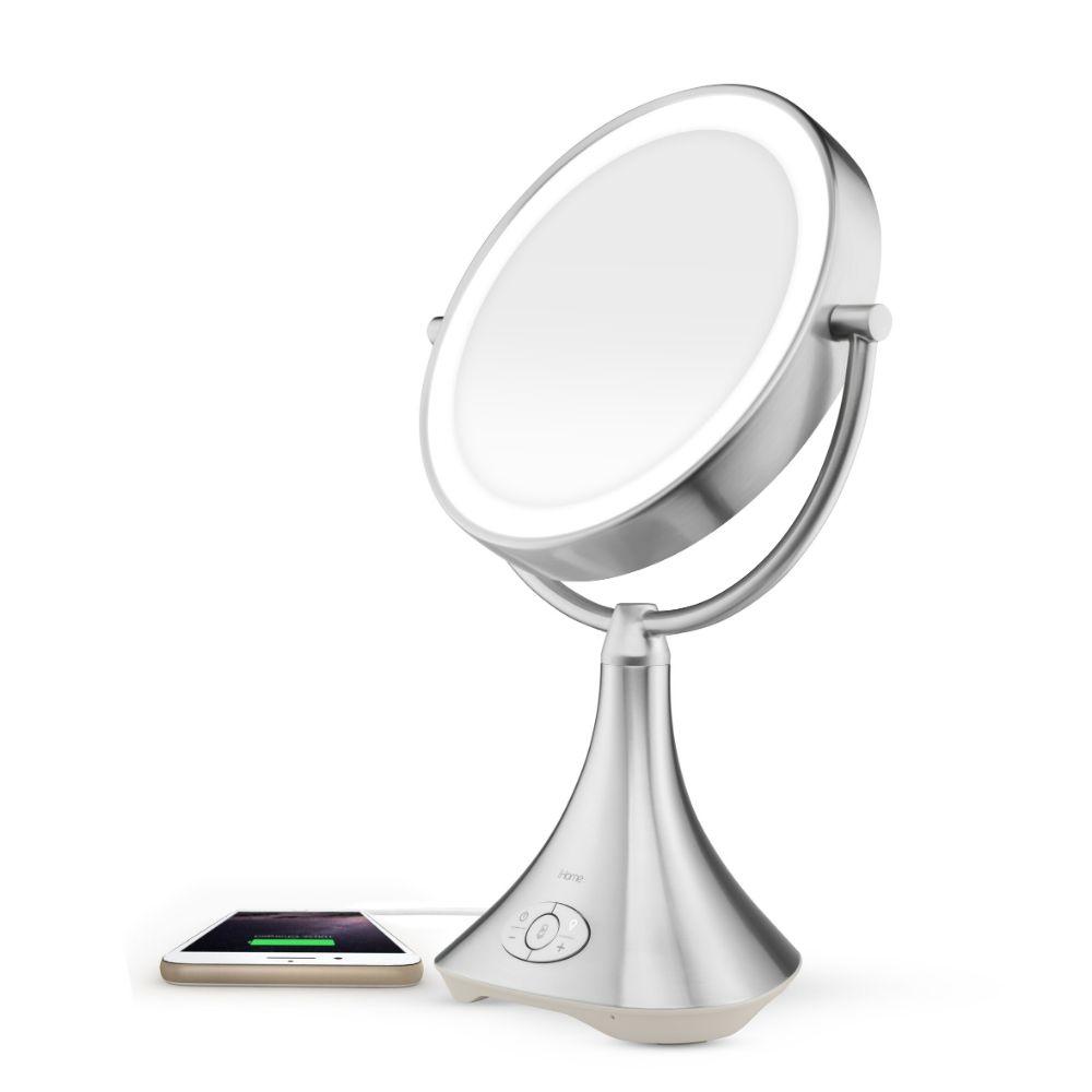 Mirror Shot on a White Background. Product photography NJ