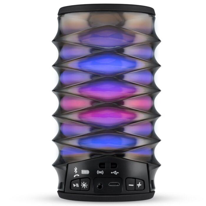 Led Speaker Photoshoot for e-commerce