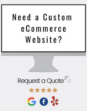 we build ecommerce websites