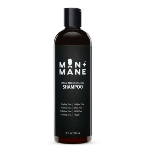 Men Shampoo Picture for eCommerce listing