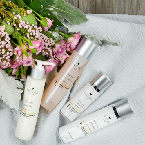 Skin Care Products Photoshoot by Isa Aydin Photography in NJ and NYC