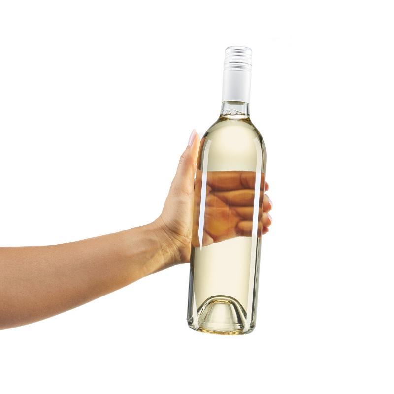 Wine Bottle photoshoot on a white background at Isa Aydin Studio Photography