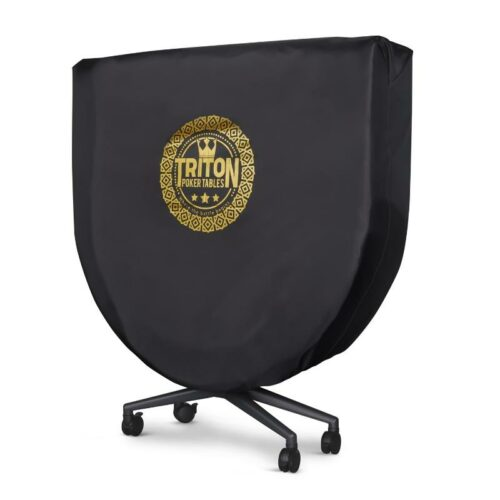 Foldable Poker Table on a White Background for e-commerce purpose