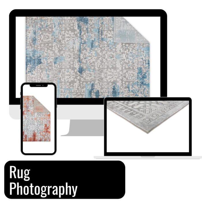 Rug Photography
