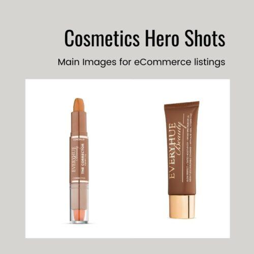 Cosmetic Hero Shots