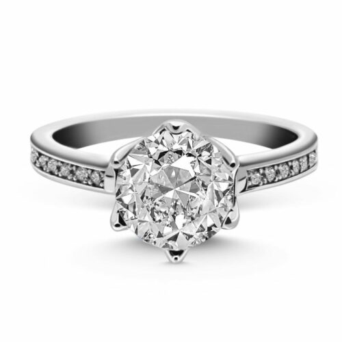 Bridal Rings Photography at Isa Aydin Photography Studio in NJ
