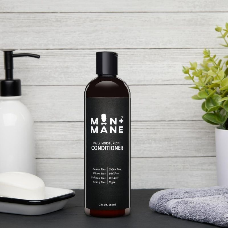 Male Conditioner image in a bathroom setup