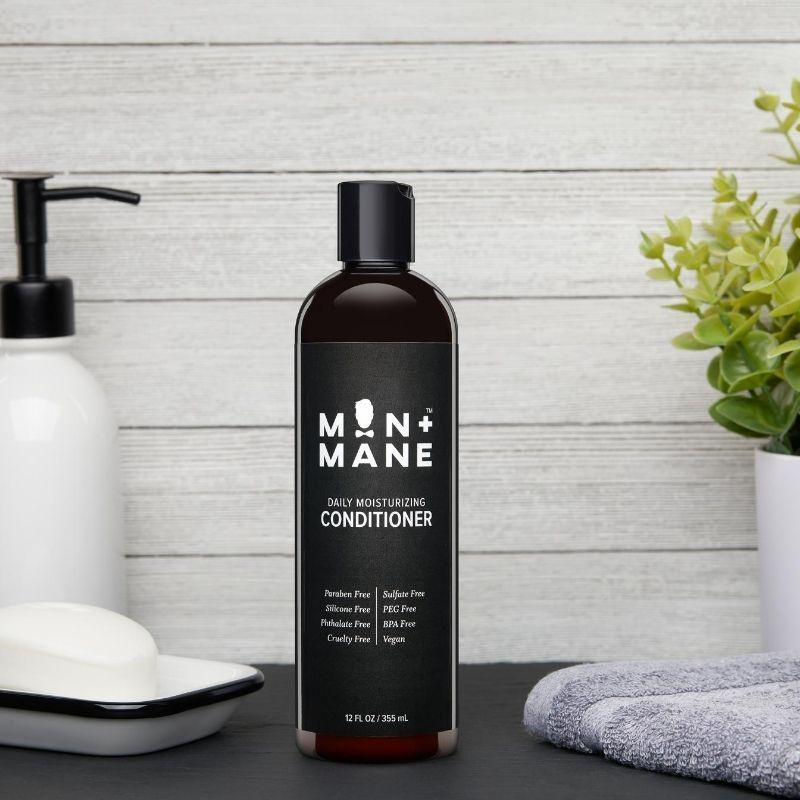 Male Conditioner image in a bathroom setup