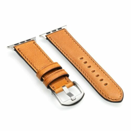 Straps for apple watch on white background at Isa Aydin in New Jersey