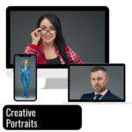 creative portraits thumbnail