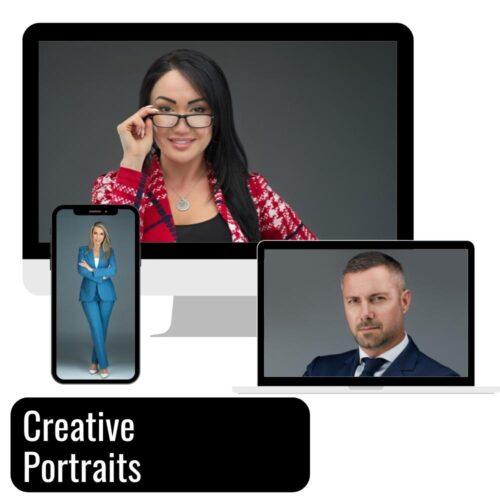 Creative Headshots Thumbnail