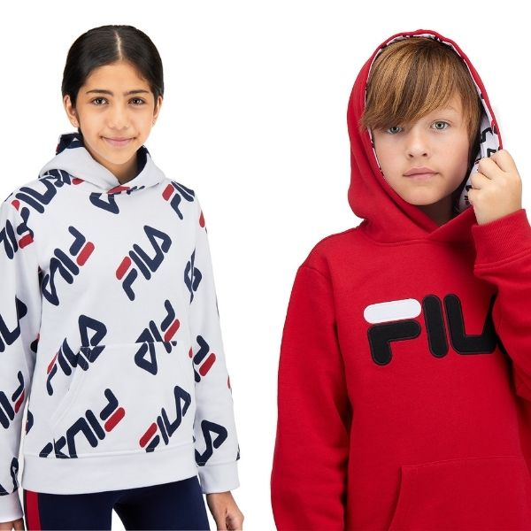 Hoodies for Boys and Girls, Photoshoot for FILA at Isa Aydin Studio Photography