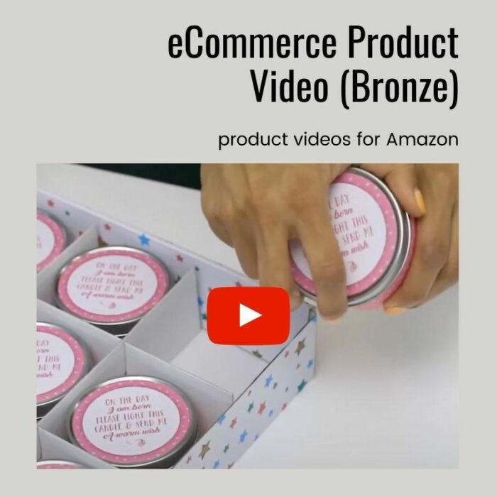eCommerce Product Video Bronze