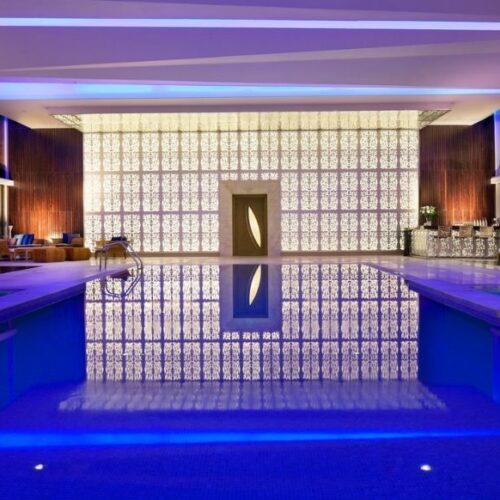 Architectural Design Photography (High-End) Portfolio Swimming Pool Shot