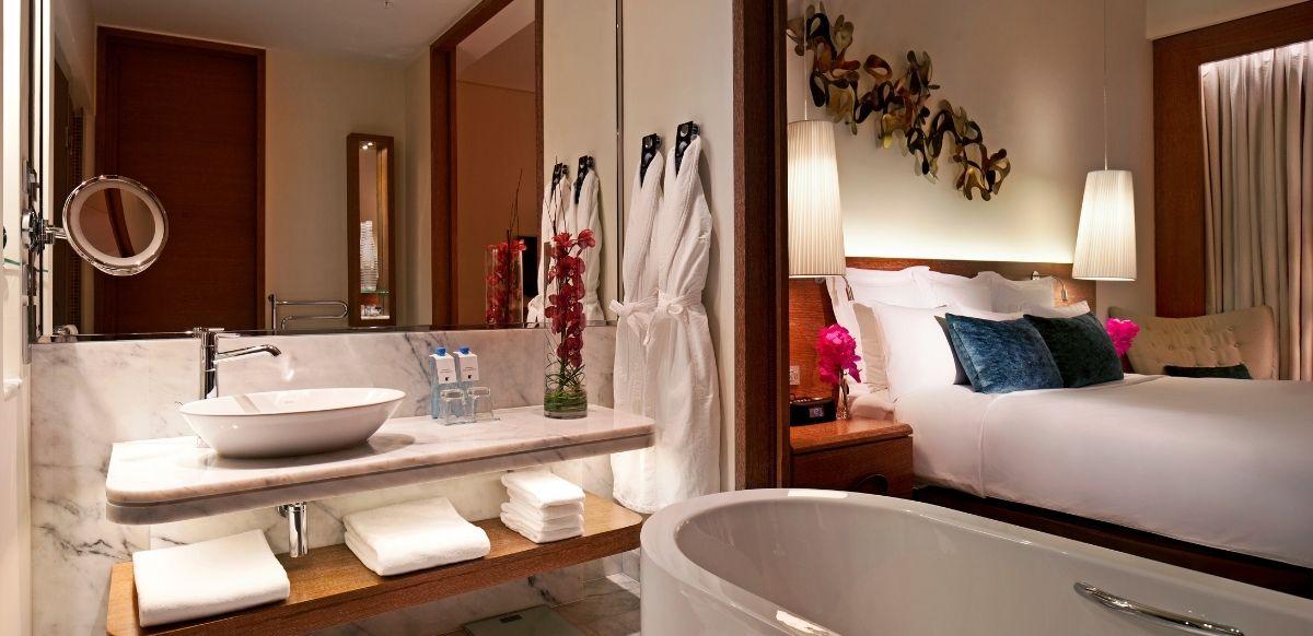 Architectural Design Photography (High-End) Portfolio Bathroom Shot