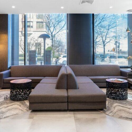 Architectural Design Photography (Regular) Portfolio TV Lounge Shot