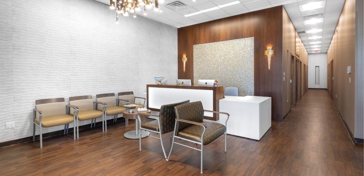 Architectural Design Photography (Regular) Portfolio Reception & Waiting Area Shot