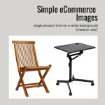 Products on White for eCommerce (midsized)