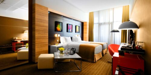 Hotel Room Photoshoot for eCommerce