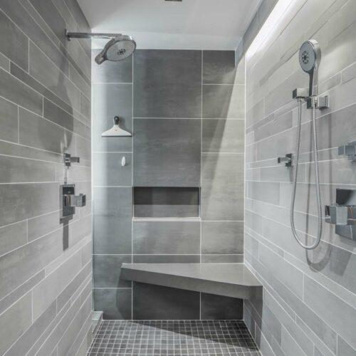 Interior photography of washroom by ISA AYDIN