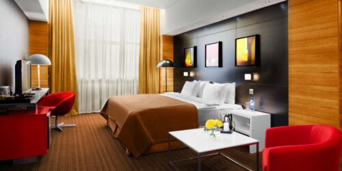 Hotel Room Professional Photoshoot by Isa Aydin