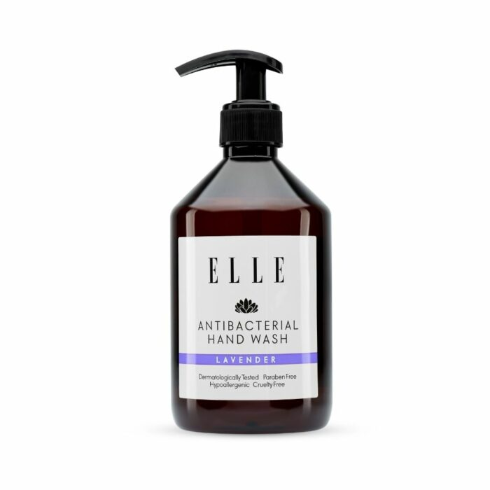 Elle Antibacterial Hand Wash Photoshoot for eCommerce Platforms
