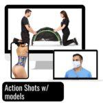 Action Shots w/ models